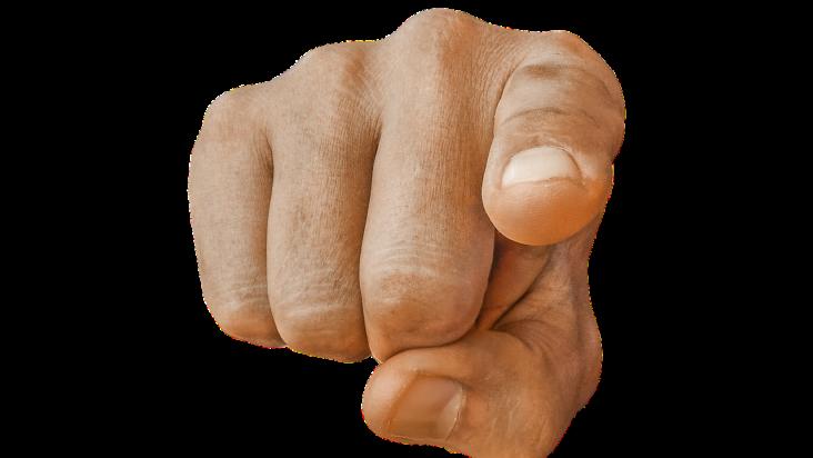 Peka finger